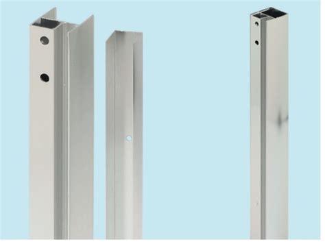 profili per box doccia alluminio profili profilo di compensazione per box doccia cm 185h