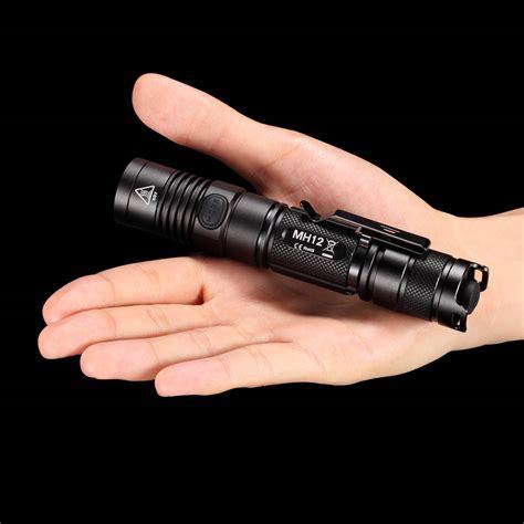 Nitecore Mh12 Flashlight 1000 Lumens Nitecore Mh12 Flashlight 1000 Lumens