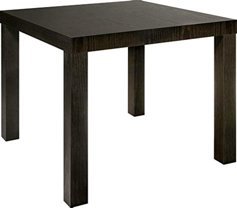 dhp parsons modern coffee table dhp parsons modern end table multi use and toolless