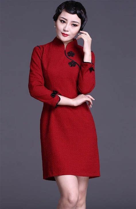 Sleeve Cheongsam sleeve qipao cheongsam dress my style