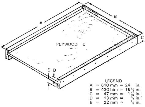 Top Bar Hive Tool Buy Bee Hive Entrance Feeder Plans Build By Own