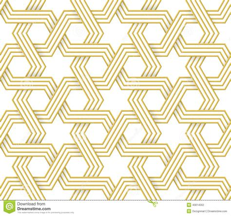 islamic pattern vector ai arabesque islamic geometric vector pattern stock vector