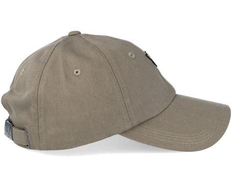 Lyle Hat In Khaki baseball khaki adjustable lyle caps hatstore co uk