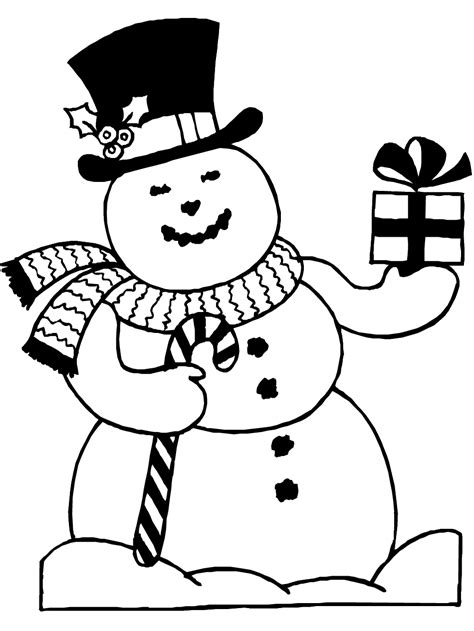 coloring pages christmas pdf free coloring pages of the snowman is white