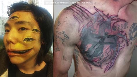 biggest tattoo fail in history horror tattoo 80 people that got the worst tattoos ever