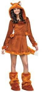 Foxy Costume Foxy Roxy Fox Creature Costumes For This Halloween 2017