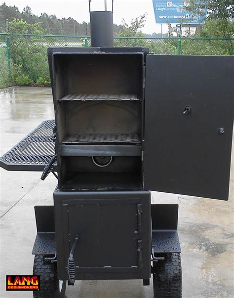 Lang 60 Patio by 36 Quot Hybrid Deluxe Patio Smoker Cooker Buy