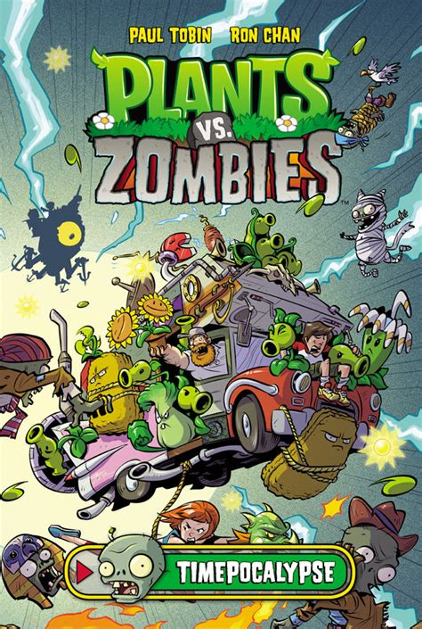 Plants Vs Zombies Garden Warfare Book by Plants Vs Zombies Book Sales Pass 500 000 Major Spoilers
