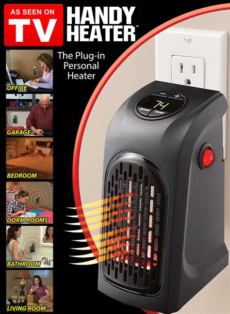 Waterzoom As Seen On Tv handy heater drleonards