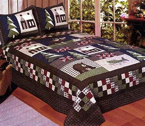 mountain bedding sets cabin bedding sets sale ease bedding with style