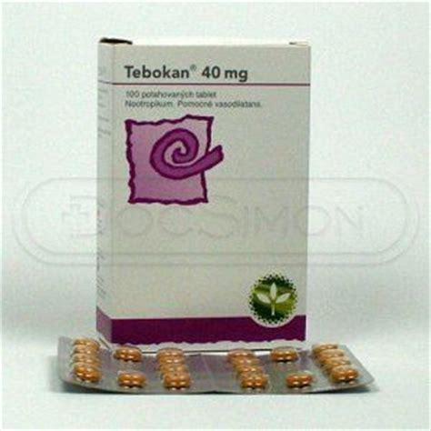 tebokan 40 mg 100 tablet cena od 168 kč srovname cz