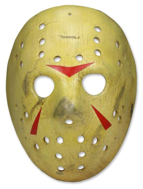 Whole Sale Home Decor by Friday The 13th Prop Replica Mask Jason Mask Part 3