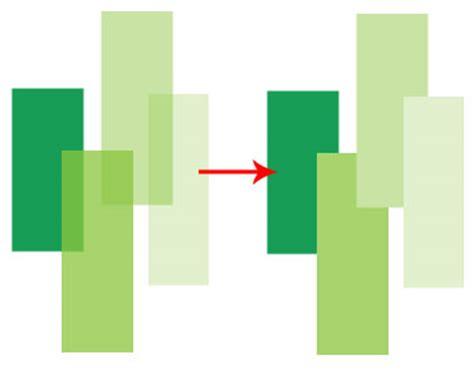 illustrator tutorial transparency illustrator trick 11 transparency knockout group