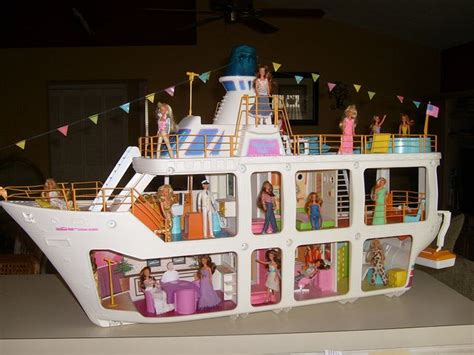 barbie boat best price best 25 barbie cruise ship ideas on pinterest barbie