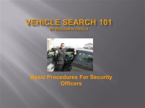 Dmv Search Vehicle Search 101