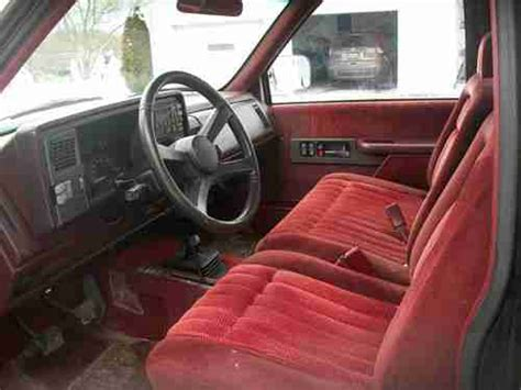 old car repair manuals 1992 chevrolet 1500 interior lighting purchase used 1992 gmc sierra 1500 extended cab 4x4 z 71 5 7 v8 just like chevy silverado in