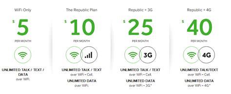 Wifi Republic republic wireless plans saverocity finance