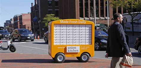 mobile food portland consumers introduced to mobile food kiosk
