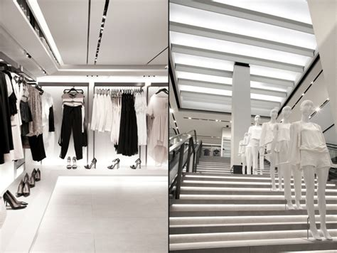 layout of zara zara fifth ave store by elsa urquijo architects new york
