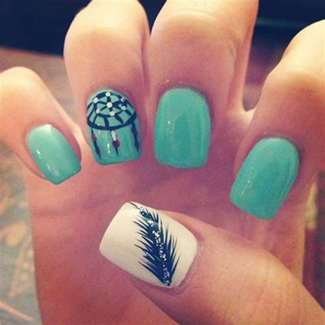 cool simple nail 40 cool and simple acrylic nail designs hobby lesson