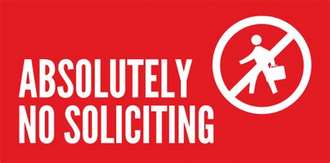 no soliciting sign for house no soliciting sign laws custom signs for the home signs com