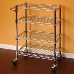 Kitchen Wire Shelving by Makeover Your Kitchen With Wire Shelving The Shelving Blog