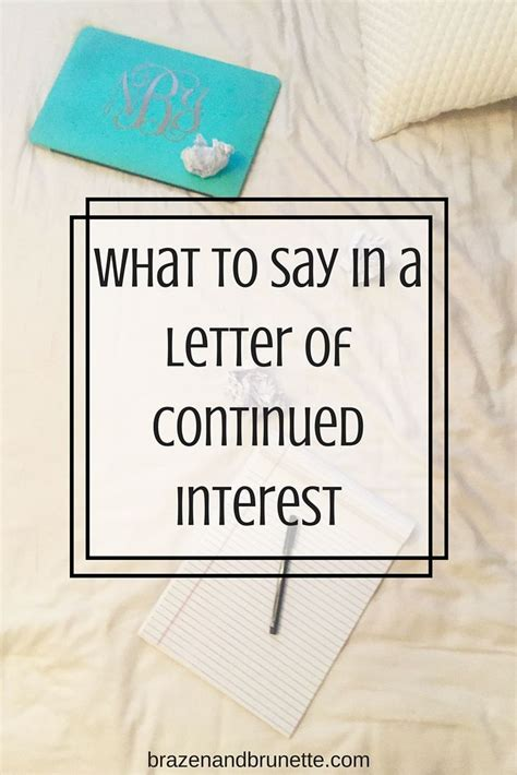 School Letter Of Continued Interest The Letter Of Continued Interest The O Jays And School