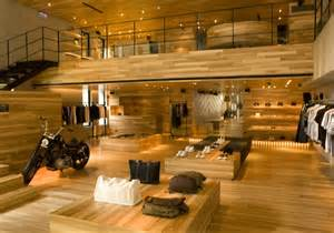 home design showroom retail design showroom in wood