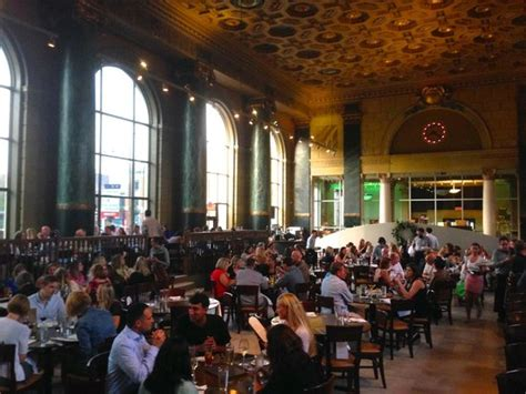 restaurants with rooms cleveland ohio dining room in bank interior picture of crop bistro cleveland tripadvisor