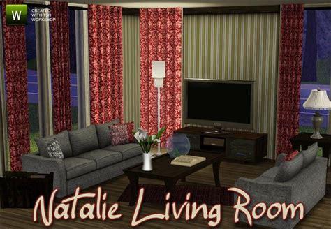 Sims 3 Living Room Sets by Sim Man123 S Natalie Living Room