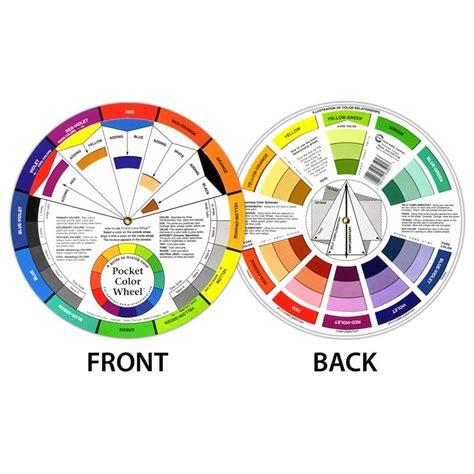 artist color wheel artist color wheel mixing guide color wheel