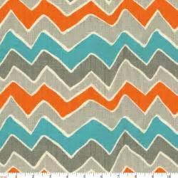 Natural Rug Pad Gray And Orange See Saw Fabric By The Yard Gray Fabric