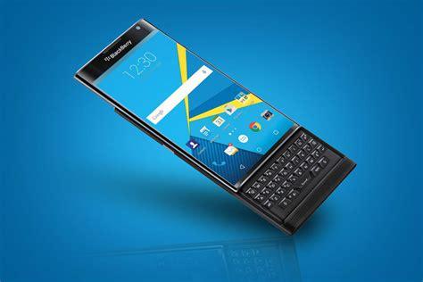Handphone Blackberry Priv jangankan oreo blackberry priv tak akan cicipi android nougat