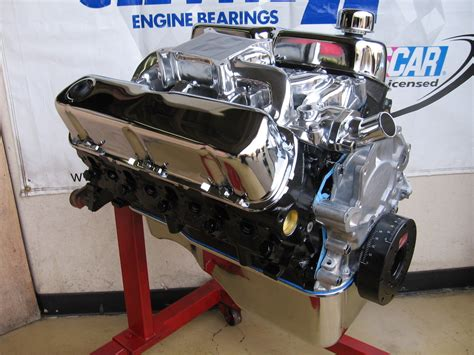 Crate Motors Ford by Ford 302 320 Hp High Performance Balanced Crate Engine
