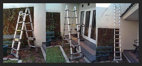 multi purpose ladder tangga teleskopik