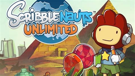 scribblenauts unlimited apk mod v1 14 data unlocked - Scribblenauts Apk