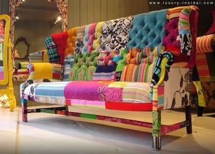 hippie couch patchwork sofa