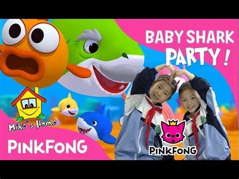 baby shark youtube dance baby shark party dance at kingfar school of xi an china