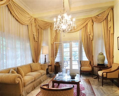 Tirai Ruang Tamu Dekorasi Tirai Pilihan Untuk Ruang Tamu Idaman Desain