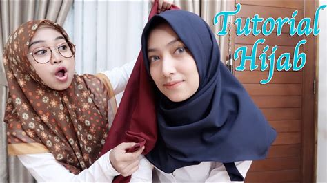 Tutorial Hijab Ria Ricis | tutorial hijab ala ria ricis hijab instan by