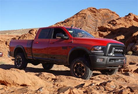 power wagon 2017 2017 ram power wagon knows no compromises specs price