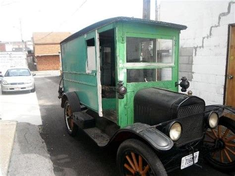 martin truck bodies sell new 1923 ford model t panel delivery truck original