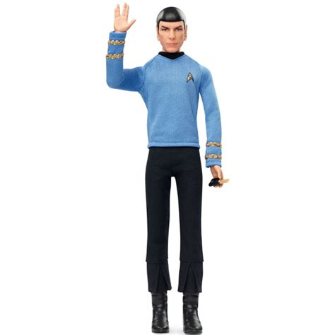 Vulcan Sleeper Hold by Trek Kirk Spock Uhura Dolls Coming Soon