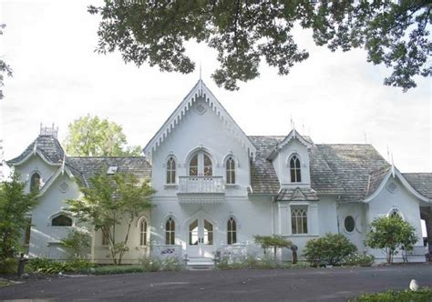 gothic revival homes for sale a new american gothic revival style home