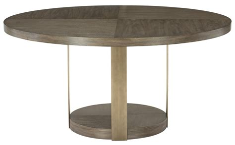 bernhardt soho luxe 60 quot dining table mathis dining table bernhardt