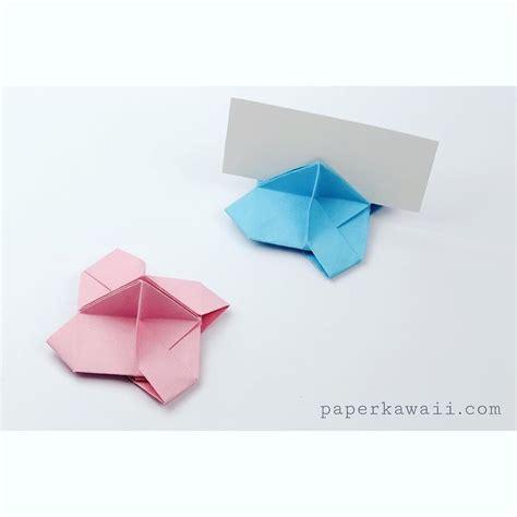 Origami Paper Holder - 17 beste afbeeldingen leuk om te maken op