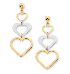 gold earring design 15 gold earrings designs mostbeautifulthings