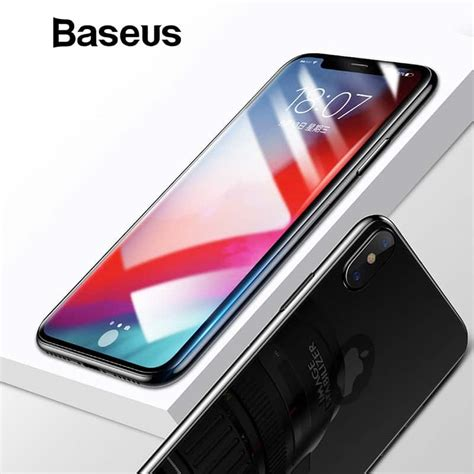 baseus front screen protector  tempered glass
