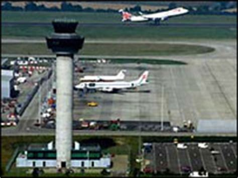 Stansted Airport Expansion Threat To Planet by News Uk Uproar At Airport