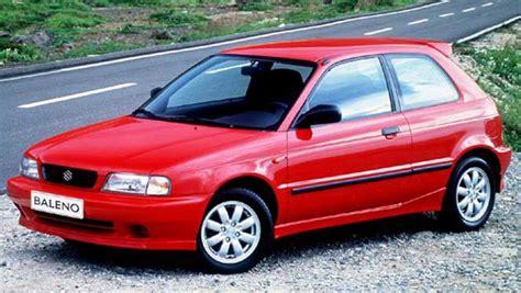 Suzuki Used Cars Used Car Review Suzuki Baleno 1995 2001 Carsguide